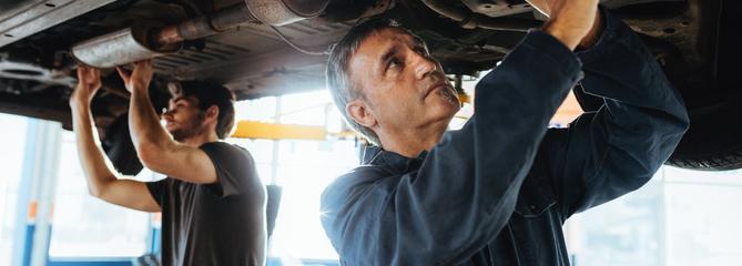 Réparation automobile: quelle date de livraison?