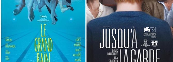 César 2019: Le Grand bain et Jusqu'à la garde en tête des nominations
