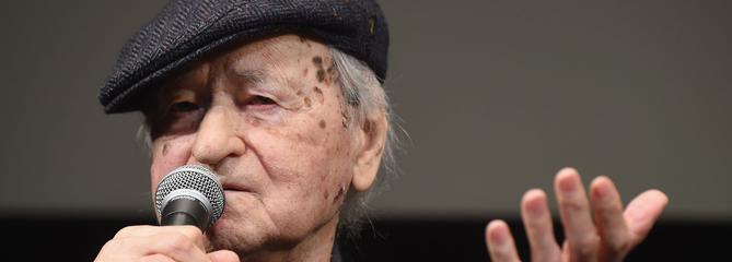 Mort de Jonas Mekas, patriarche du cinéma américain d'avant-garde