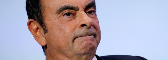 Renault: Carlos Ghosn a donné sa démission