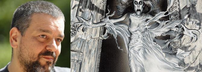 Angoulême 2019: pour Joann Sfar, «Richard Corben donne un visage aux cauchemars»