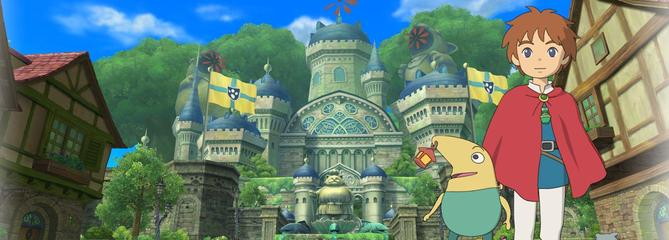 Le jeu vidéo Ni no Kuni, bijou du Studio Ghibli et de Level-5, va être adapté au cinéma