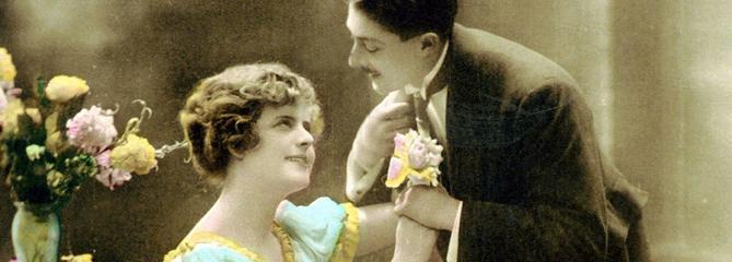 Saint-Valentin: dès 1875 Le Figaro recueille les mots d'amour