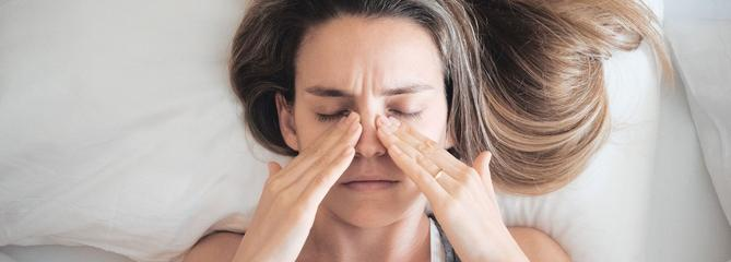 Sinusites aiguës: avoir les bons réflexes