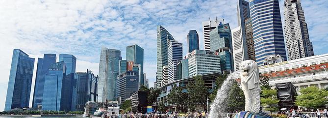 De l'Irlande à Singapour, les îles sont les championnes de la mondialisation