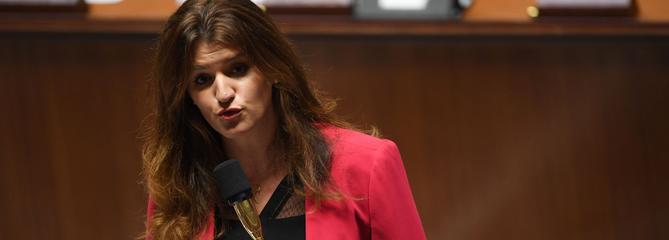 Manif pour tous : Marlène Schiappa «présente ses excuses»