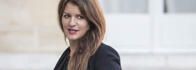 Marlène Schiappa et les amalgames de la gauche mondaine