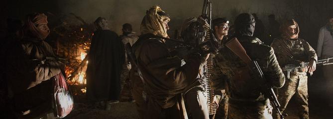 En Syrie, les dernières heures du califat