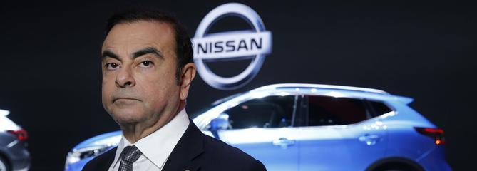 Comment Carlos Ghosn pourrait déstabiliser les négociations Renault-Nissan
