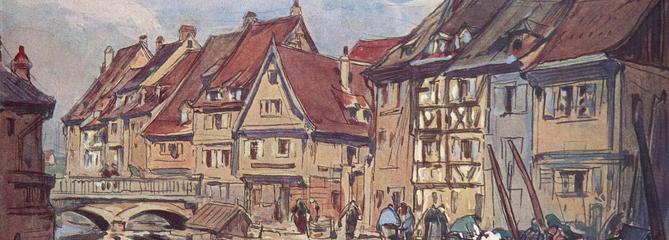 Que savez-vous de l'Alsace et son histoire?