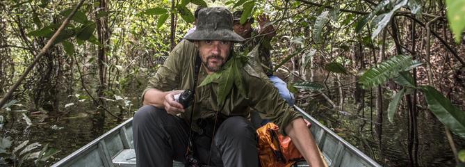 Voyages: en Amazonie avec Nicolas Dubreuil, défricheur d'itinéraires de croisières