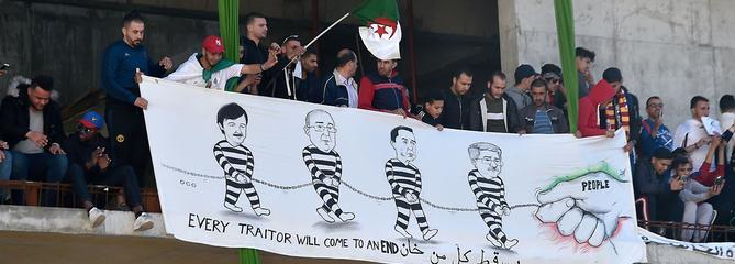 Algérie: dans le camp Bouteflika, des soutiens fracturés
