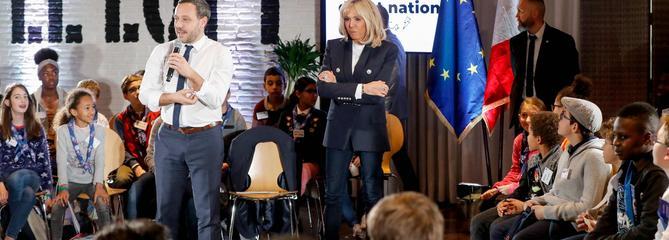 Brighelli: «Un grand débat avec des enfants? C'est démagogique! Leur place est à l'école»