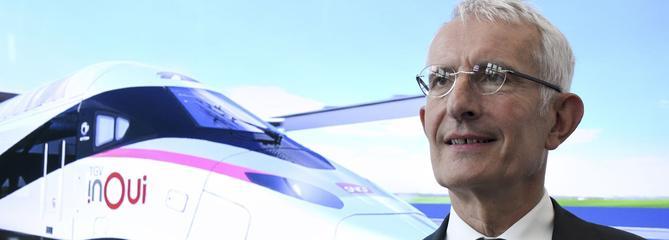 Guillaume Pepy présente la «nouvelle SNCF» de 2020