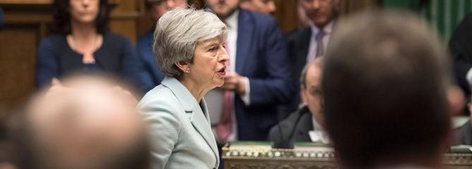 Brexit: le Parlement britannique prend le contrôle du processus