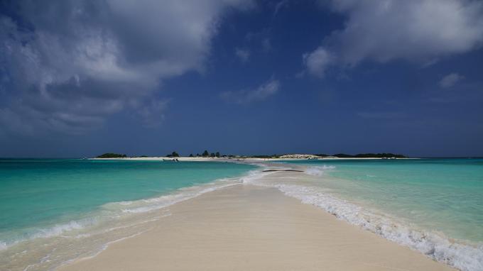 Arrivée sur l'une des 350 îles qui constituent l'archipel de Los Roques. (Crédit: Alessandro Caproni/Flickr/CC)