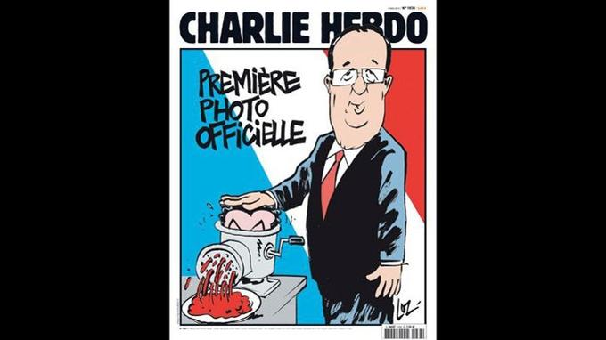Charlie Hebdo/ Luz