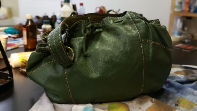 23eeaa9b9125 Conso malin  je donne une nouvelle vie à mes vestes ou sacs en cuir ...