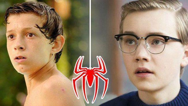 Tom Holland et Charlie Plummer sont tous deux les favoris pour incarner Peter Parker.