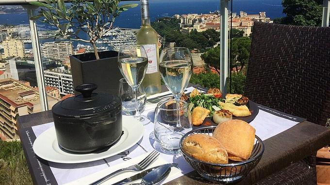 Monaco - La Chaumière