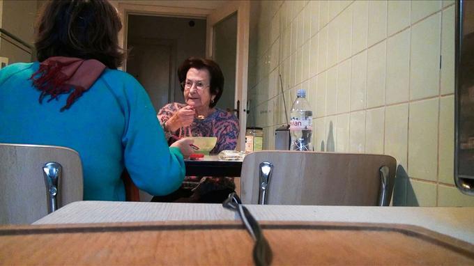 «No Home Movie» de Chantal Akerman