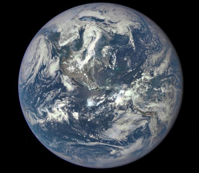 D'autres portraits de notre planète seront disponibles au grand public dès l'automne sur le site de la NASA.