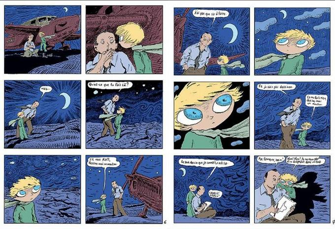 «Le Petit Prince» de Joann Sfar