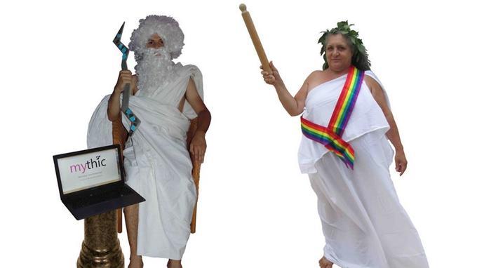 Zeus et ses mythiques talents de séducteurs énervent toujours autant Héra