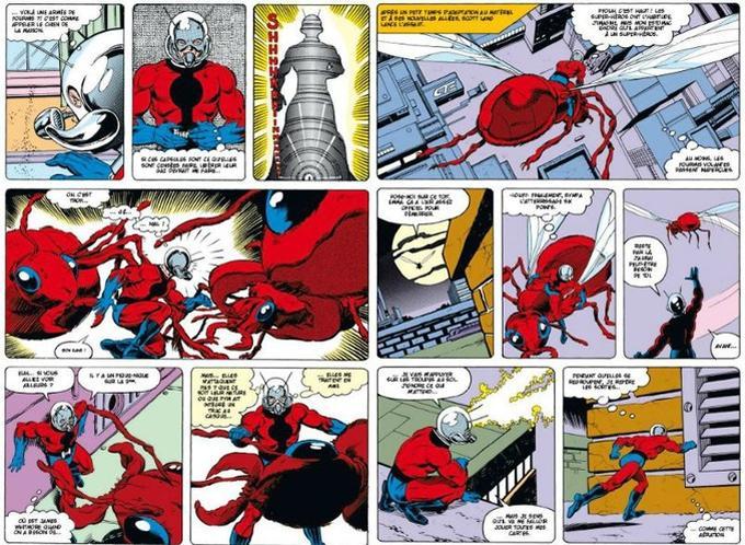 1979. Un nouveau Ant-Man arrive: Scott Lang.