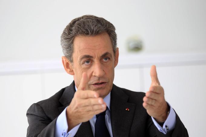 Nicolas Sarkozy souhaite «la réconciliation nationale» en Syrie, sans Assad, mais avec «des membres de l'ancien système».