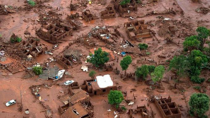 On ignore encore les causes de l'effondrement du barrage.