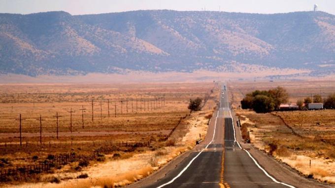 La plus légendaire route du pays traverse huit États.