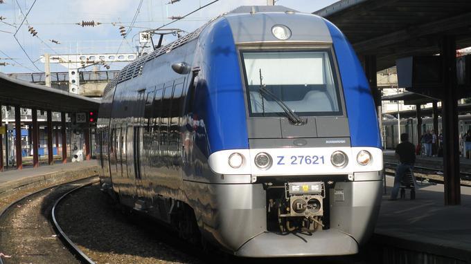 La nouvelle région va devoir renforcer sa liaison TER entre les deux capitales Amiens et Lille