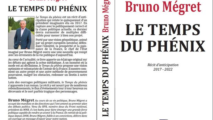 Le livre de Bruno Mégret