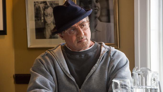 Sylvester Stallone dans <i>Creed, l'héritage de Rocky Balboa</i>.