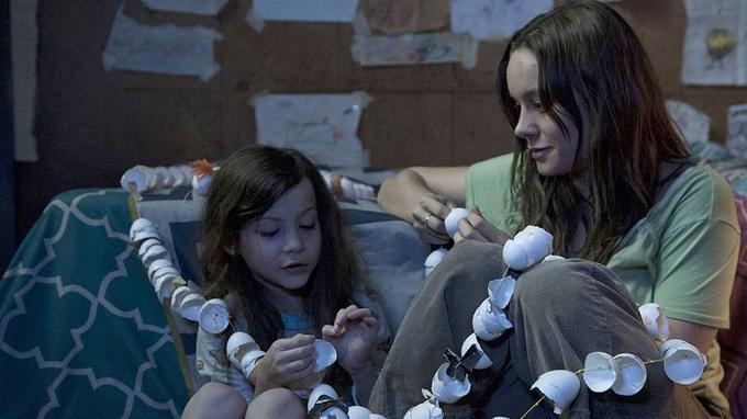 Brie Larson dans <i>Room</i>