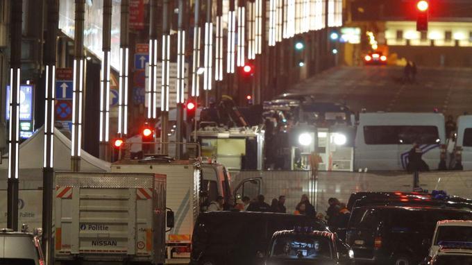 Bruxelles a été secouée mardi matin par plusieurs attentats terroristes, avec de puissantes explosions à l'aéroport international et dans le métro.