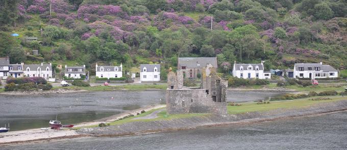 L'île d'Arran, en Écosse, première du classement des îles en Europe.
