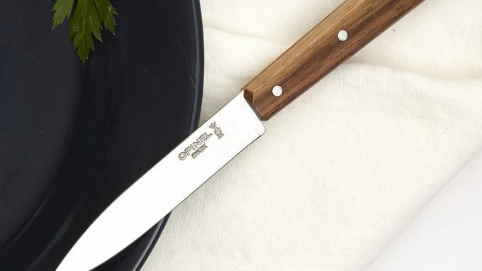 Couteau de table Opinel La Trésorerie de la collection «France profonde»