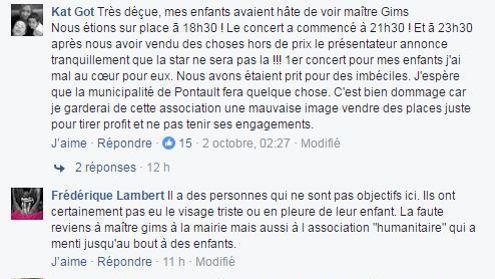 Sur la page Facebook de la mairie, les commentaires des internautes sont acerbes.