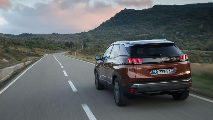 Le Peugeot 3008 figure parmi les plus sobres de la catégorie des SUV.
