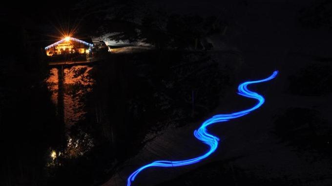 Descente aux LEDS. © ESI Starski.