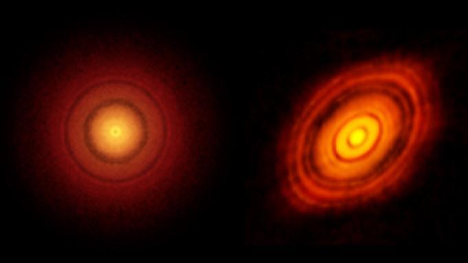 Crédits: ALMA, ESO.