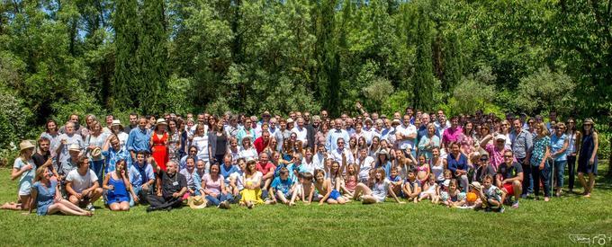 Une famille de 550 membres, dont 350 actionnaires de Daher.