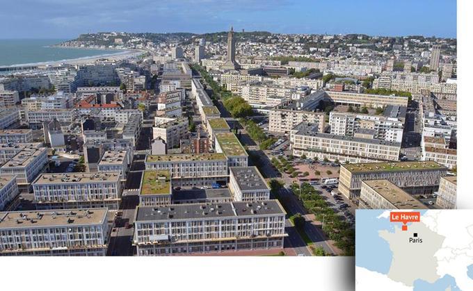 Le Havre. © Patrice Le Bris.