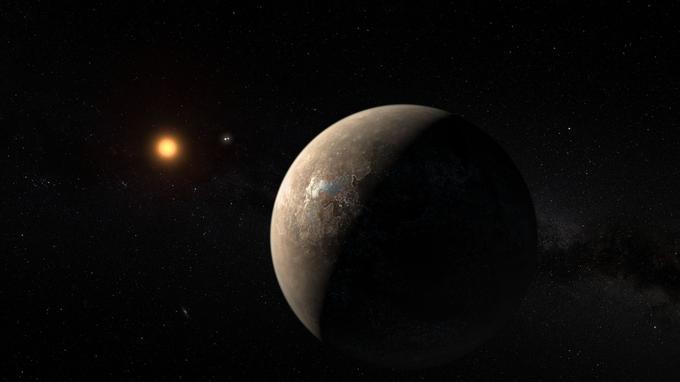 La plus proche voisine de la Terre hors du système solaire serait à 4,2 années-lumière