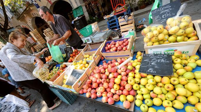 les ventes de fruits et légumes bio se portent bien en France
