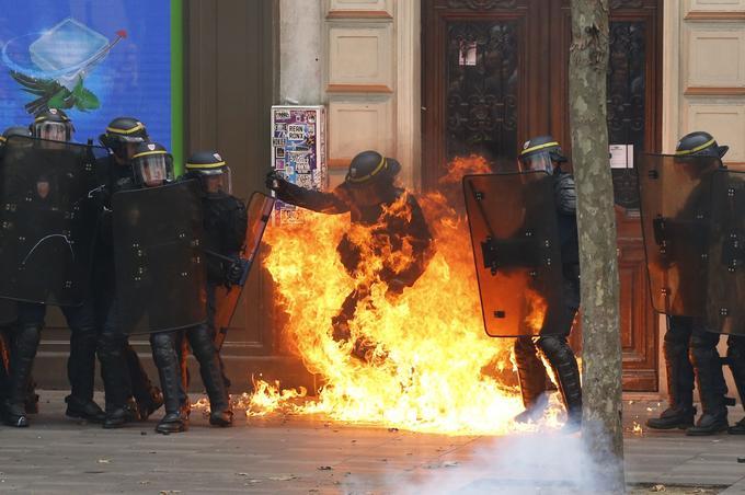 Le 16 septembre 2016, place de la République, à Paris.