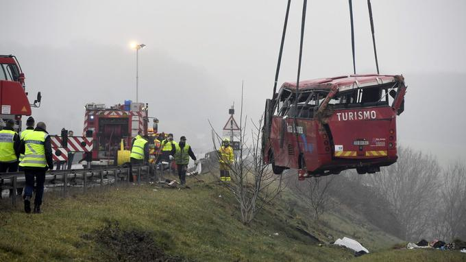 La route sur laquelle est survenue l'accident qui a fait 4 morts le dimanche 8 janvier est surnommée «la route de la mort», et réputée très dangereuse.