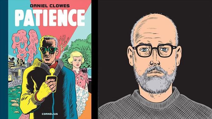 L'Américain Daniel Clowes (à droite) mélange observation clinique du quotidien, dérapages fantastiques et satire grotesque.
